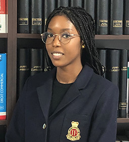 Jessica Afula - Avocat collaboratrice Cabinet Catry