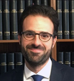 Raphaël Cabral - Avocat collaborateur Cabinet Catry