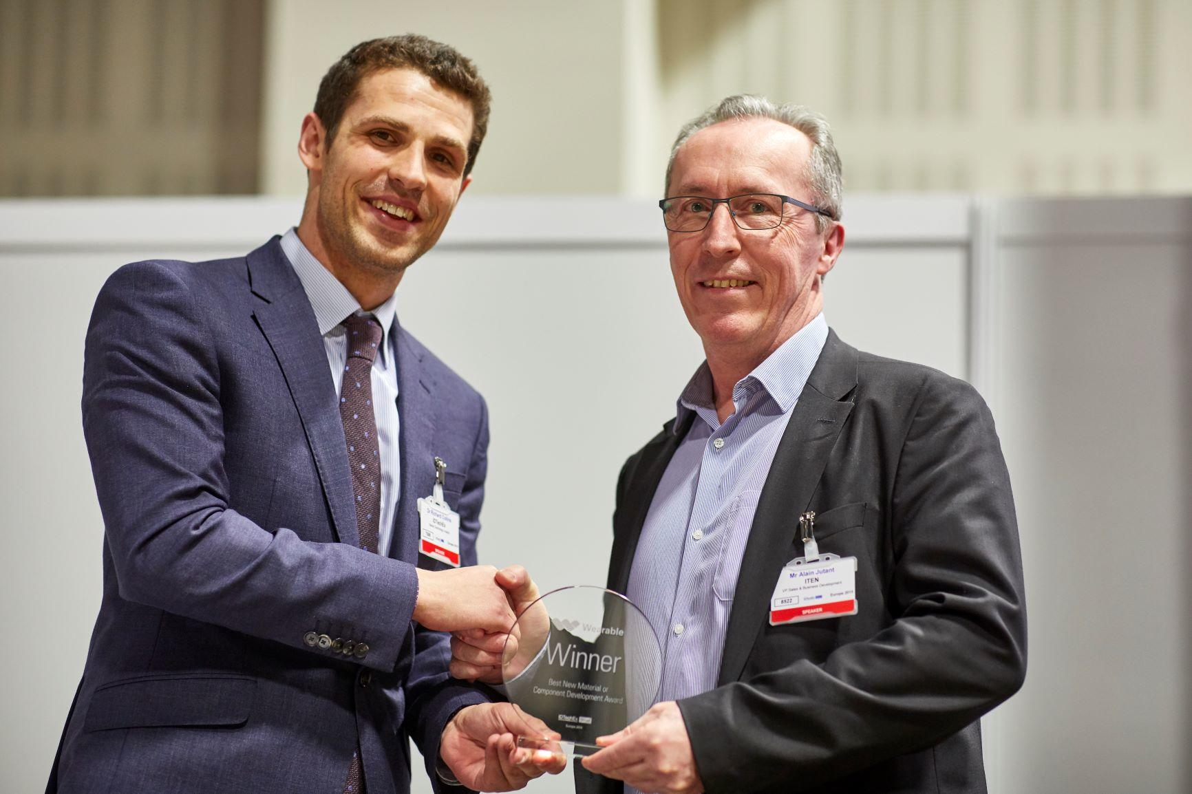 ITEN won award