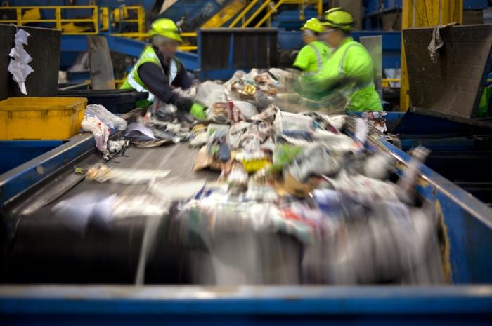 Recyclage et environnement