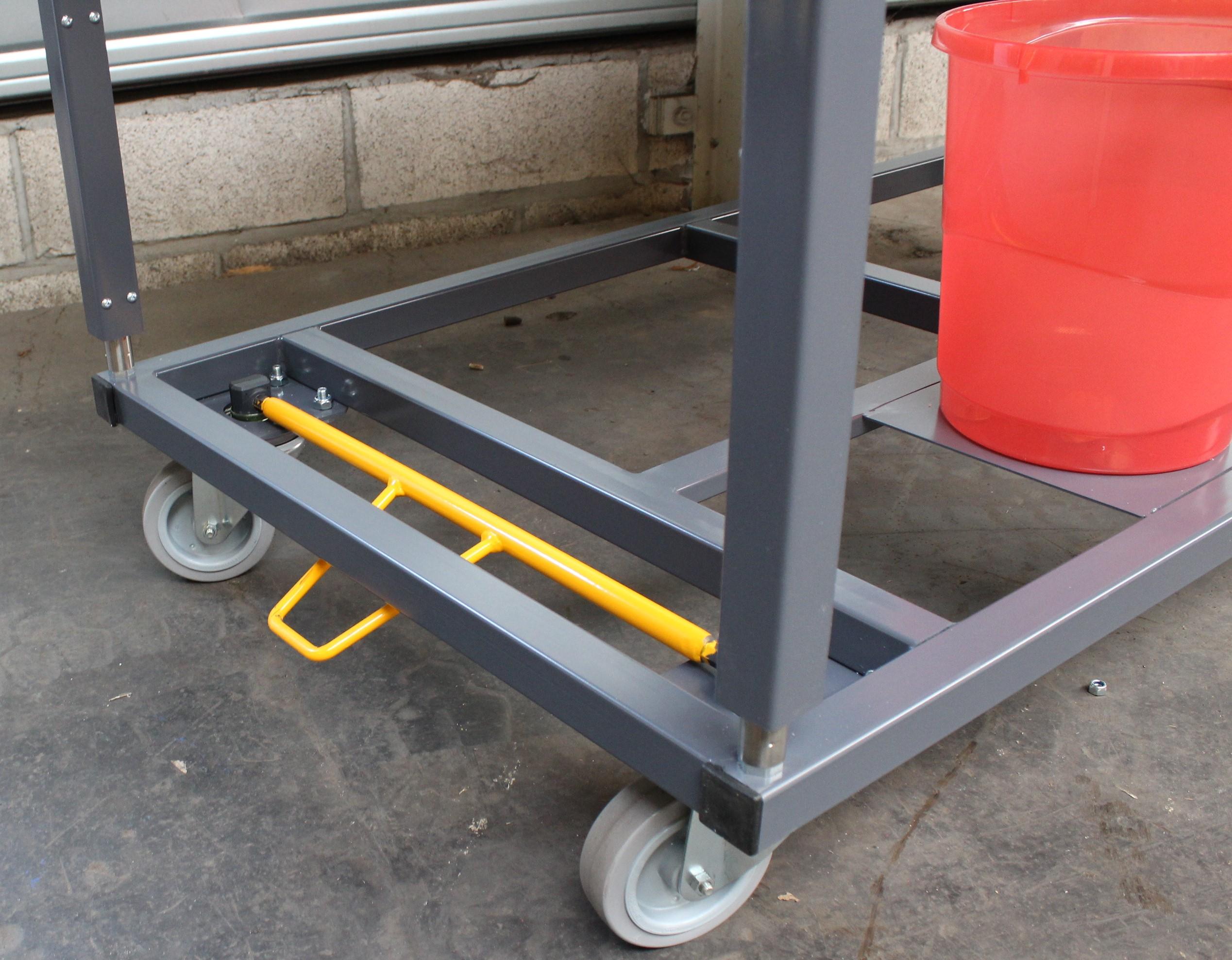 Chariot de réfection mobile